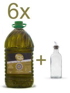 Olive Oil Picual Alfanje Box 6 x 5000ml bottles Trade