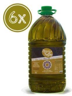 Olive Oil Picual Alfanje Box 6 x 5000ml bottles Trade