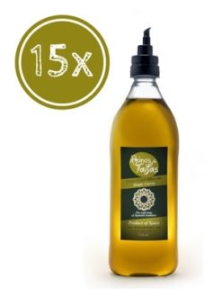 Olive Oil Picual Falcata Box 15 x 1000ml bottles Trade