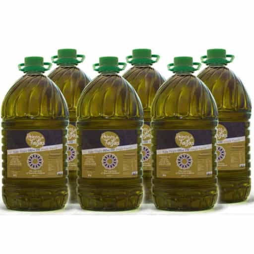 Pack-Alfanje-Picual-30L-EVOO-Green-Gold-Single-Variety-Reinos-de-Taifas