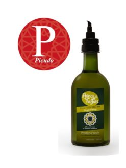 Picudo Single Variety Extra virgin olive oil - Almarada 500ml bottle of Green Gold by Reinos de Taifas